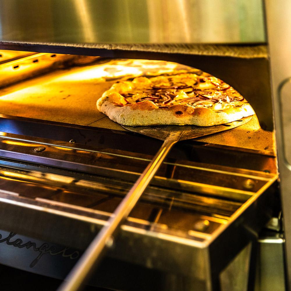 BRANCO – Pizza